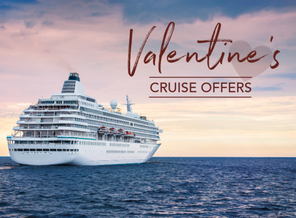 Valentine's Cruise Offers