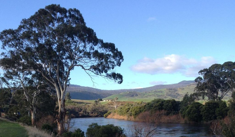 Truffle Lodge, Tasmania