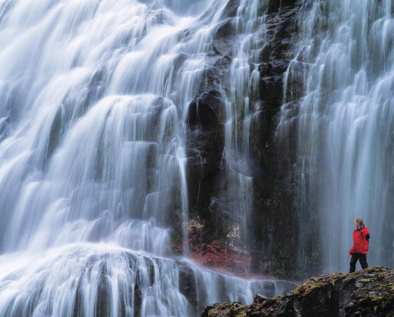 Iceland Self Drive Trip - waterfalls