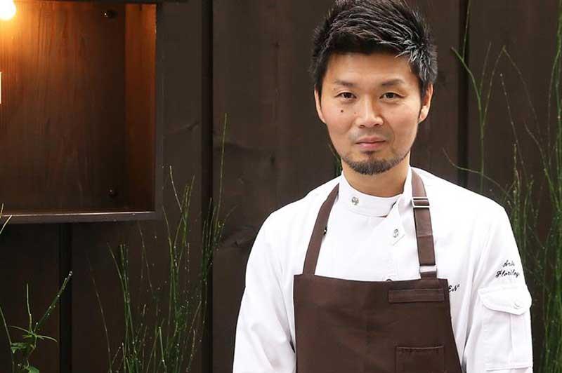 Zaiyu Hasegawa, The Curated Plate